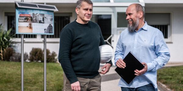 Uwe und Jörg Engelhardt